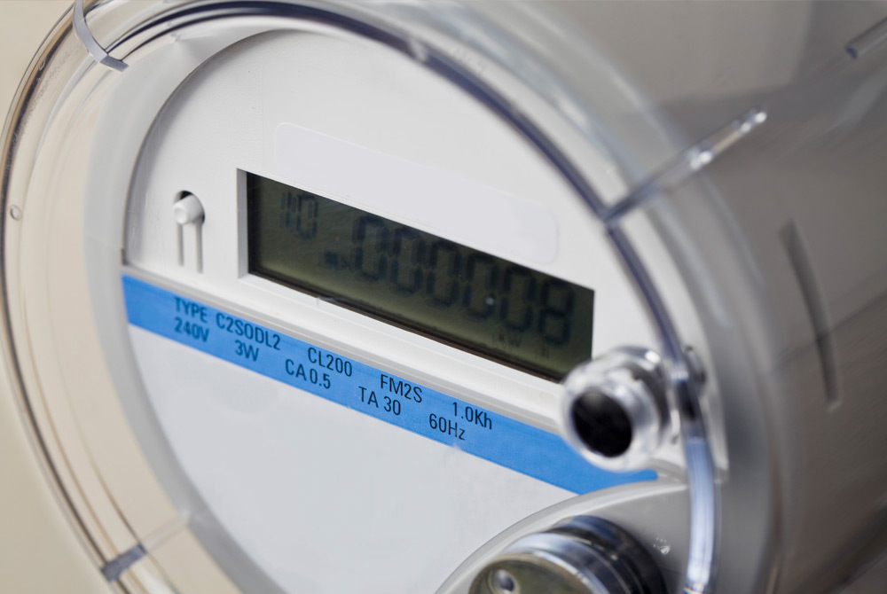 energy meter and billing